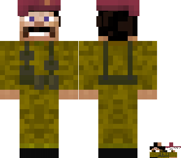 german minecraft skin