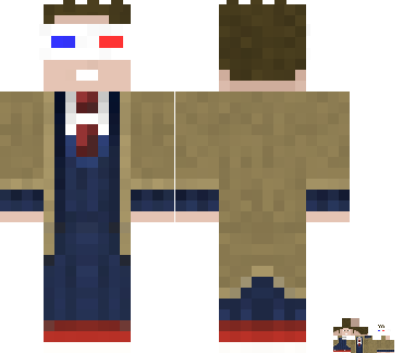 Kurtmac The Unofficial FanRun MindCrack And HermitCraft Wiki - Minecraft skins fur mac