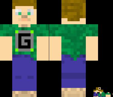Guude s Minecraft skinGuude Face