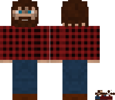 just_defy's Minecraft skin